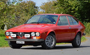Page 2 - Cars For Sale. Alfetta GTV nsf